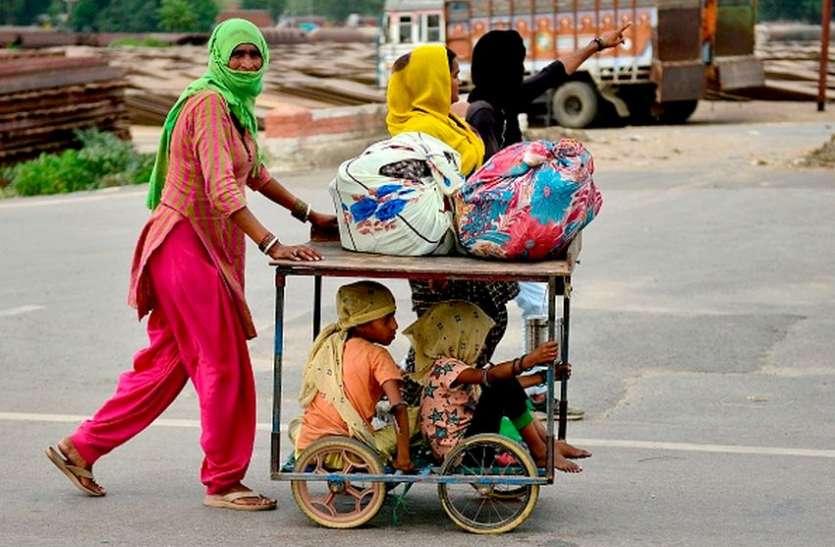 SPECIAL REPORT : यूपी-बिहार में कोरोना के संक्रमण की रफ्तार तेज