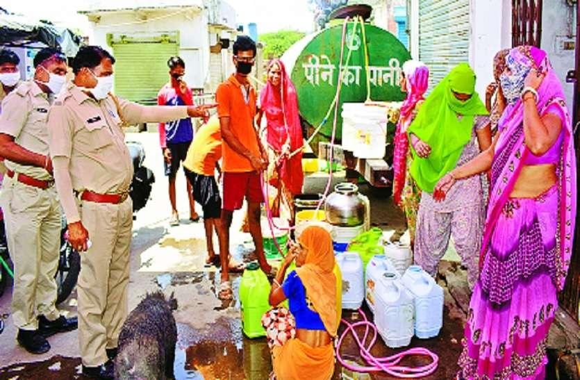 जयपुर में पेयजल समस्याओं का अंबार,अब नियंत्रण कक्ष में दर्ज होते ही 24 घंटे में होगा समाधान