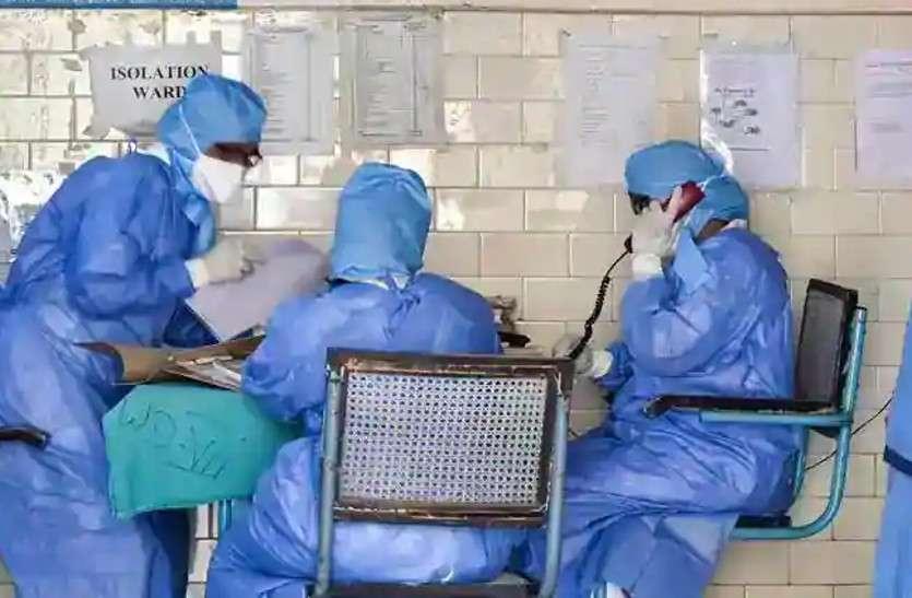 बांसवाड़ा में कोरोना पॉजिटिव महिला की मौत से चिकित्सा विभाग और प्रशासन में हडक़ंप