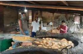 इनकी सेवई की मिठास घुलने का दस्तूर जारी है