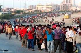मजदूरों ने विधायक से लगाई गांव वापस लाने की गुहार, चंपारण के 52 लोग शामिल