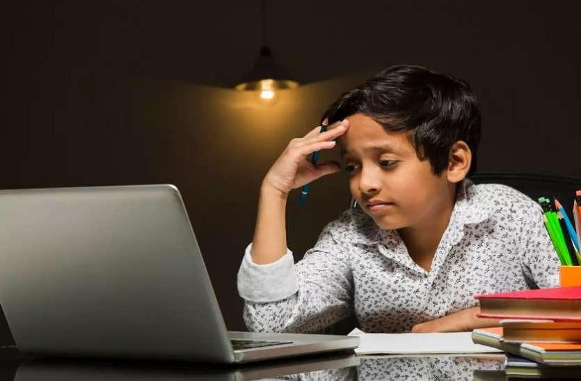 बच्चों के लिए सृजनात्मक हो ऑनलाइन शिक्षा