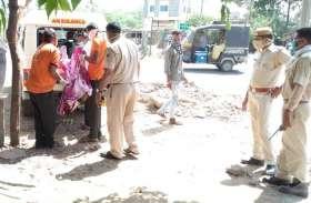 बांसवाड़ा : ढाबे पर कुक का काम करने वाले बुजुर्ग का शव मिला, जहर की पुडिय़ा से आत्महत्या के संकेत