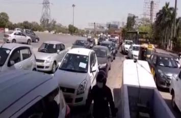 Lockdown 4.0: दिल्ली-नोएडा बॉर्डर सील, ईद के बाद जाम में फंसे लोगों के छूटे पसीने, अभी नहीं मिलेगी राहत