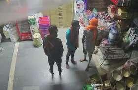 बांसवाड़ा : चोरी करने से पहले चोरों ने खुद को किया सेनेटाइज, फिर मॉल से उड़ाया हजारों का माल