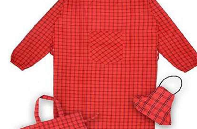 कोरोना वायरस के साथ गर्मी को भी दूर रखेंगे कानपुर में तैयार ये खास कपड़े