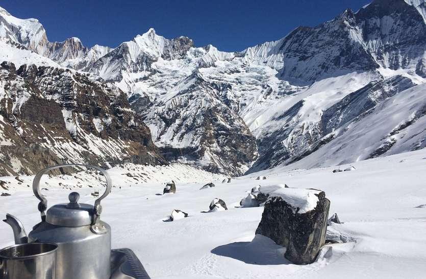 बर्फ के बीच खाना बनाने के लिए कानपुर का चूल्हा बना सेना की पहली पसंद