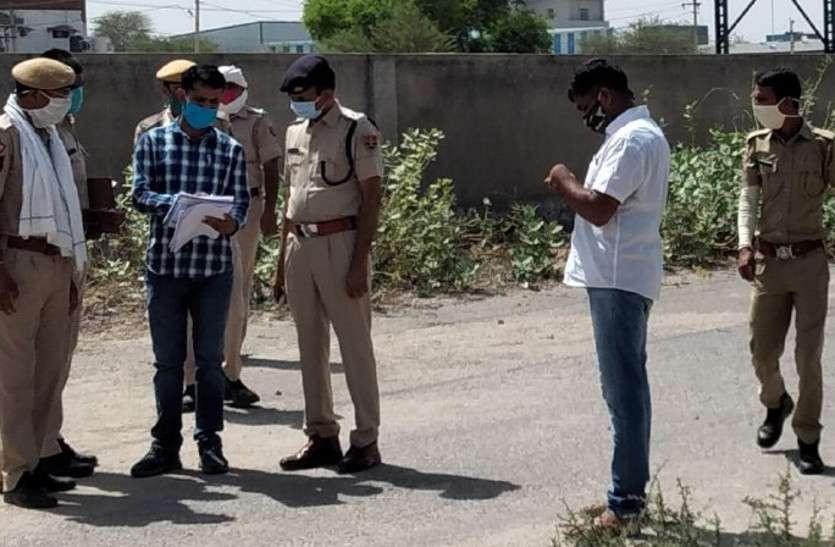 पहले गला दबाया, फिर गाड़ी से कुचलकर निकाली जान, पुलिस को आशंका अवैध संबंधों के चलते हुई हत्या!