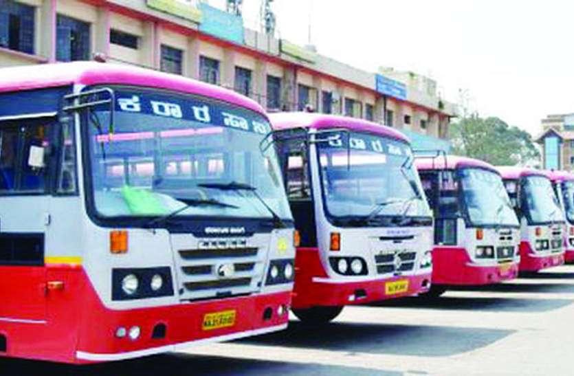 परिवहन निगम का बस चालक मिला पॉजिटिव, यात्रियों की होगी जांच