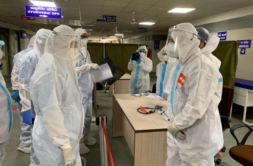 Coronavirus: गुजरात में कोरोना के 376 नए मामले, पॉजिटिव मरीजों की संख्या 15 हजार पार