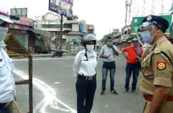 Meerut Zone केे नए एडीजी ने कहा- कोरोना वायरस से मुक्ति और अपराधों पर लगाम लगाने के काम चलेंगे साथ-साथ