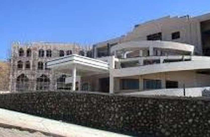 अब महाराणा भूपाल हॉस्पिटल में कोरोना के गंभीर मरीज ही होंगे भर्ती, आईसीयू ही यहां चलेगा