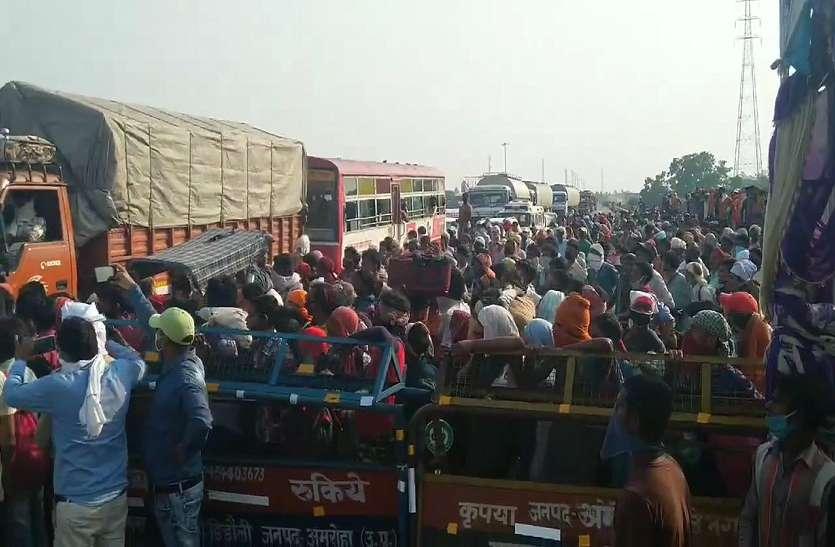 मरुधरा में महापलायन: सीमा के आर-पार, 12 लाख 12 हजार