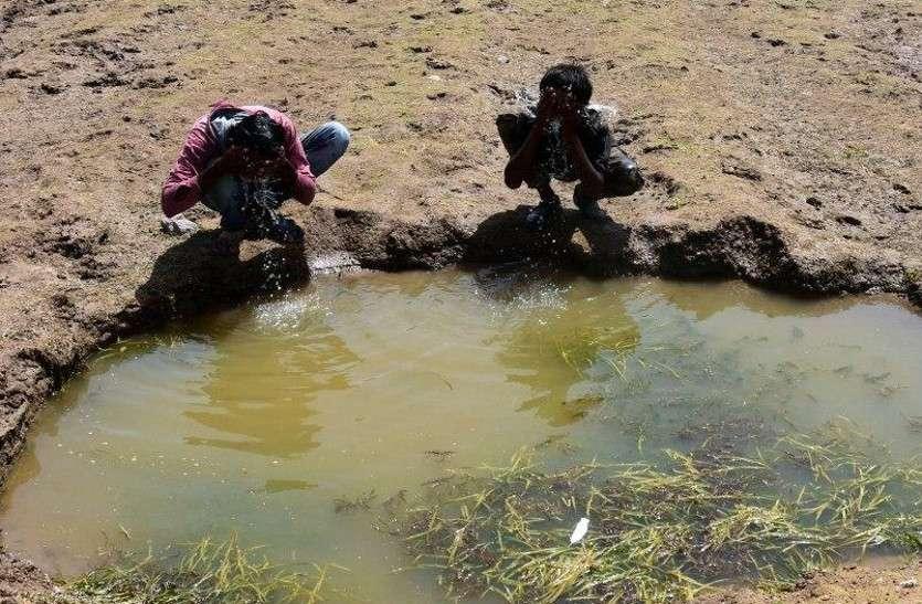 राजस्थान मौसम: भीलवाड़ा में बारिश-ओले, एक जून तक आंधी-बारिश का अलर्ट