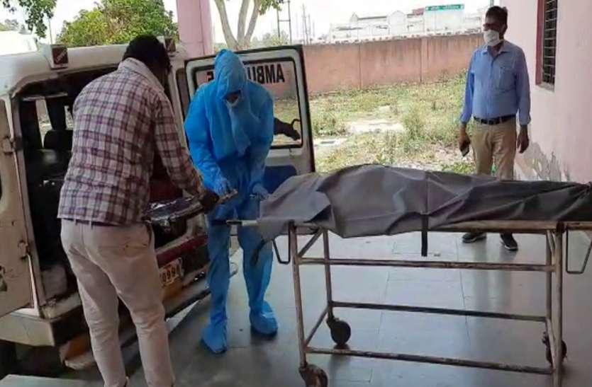 श्रमिक स्पेशल ट्रेन में 50 वर्षीय महिला की हुई मौत, शव को उतार लिया गया कोरोना जांच के लिए सैंपल
