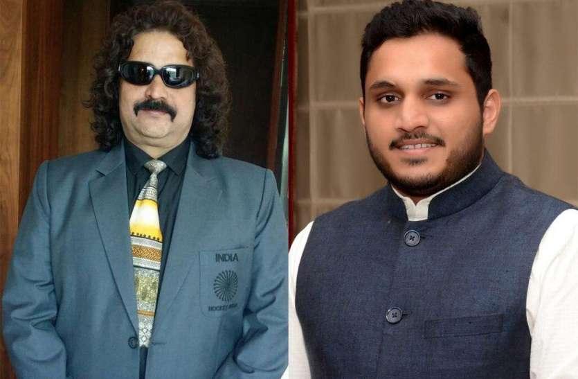 विराज सागर दास व डा.आरपी सिंह बीच गेम्स 2020-21 के लिए आईओए प्रीप्रेशन कमेटी में सदस्य