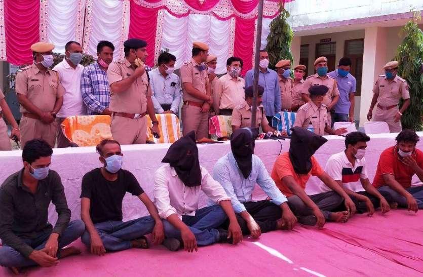 जयपुर में सरपंच की हत्या के मुख्य शूटर्स सहित तीन गिरफ्तार