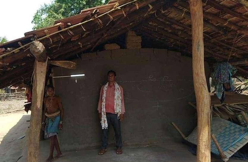 नक्सल प्रभावित जिले के कई गावों में पहुंचाया गया सौभाग्य का उजाला, अब ग्रामीण नहीं सोते अंधेरे में