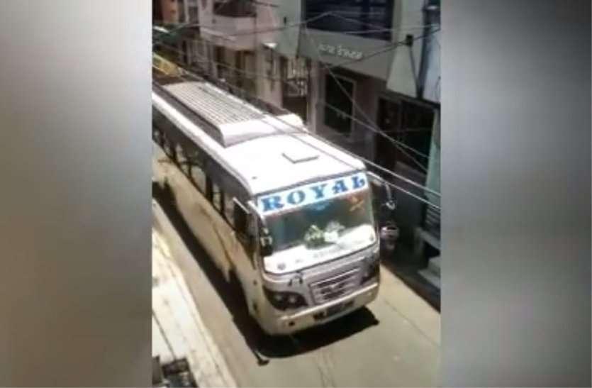 बस ऑपरेटर्स का विरोध, प्रदेश में 30 हजार बसों का संचालन रहेगाबंद