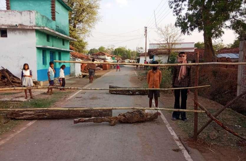 भैंसरा के आश्रित ग्राम कटली में प्रवासी मजदूरों तक अब तक नहीं पहुंचा प्रशासन