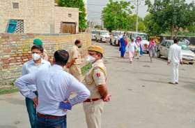 हनुमानगढ़ जिले में लगातार चौथे दिन पॉजिटिव रोगी, दिल्ली से लौटा जंक्शन का युवक कोरोना संक्रमित
