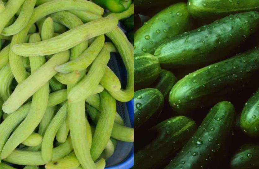 You Should Know Cucumber Benefits In Summer - Cucumber Benefits: त्वचा को निखारने के लिए गर्मियों में खाएं खीरा-ककड़ी | Patrika News
