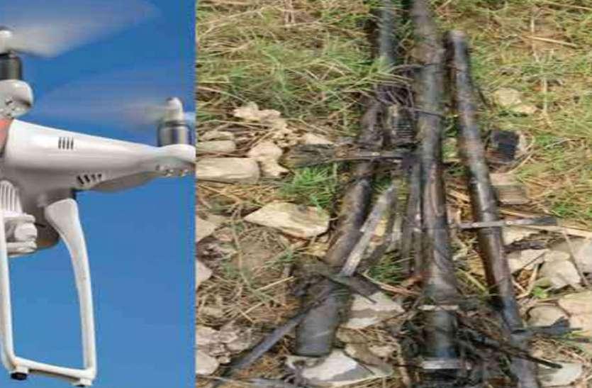 पाकिस्तान से ड्रोन के जरिए हथियार मंगवाने पर एक और आतंकी गिरफ्तार