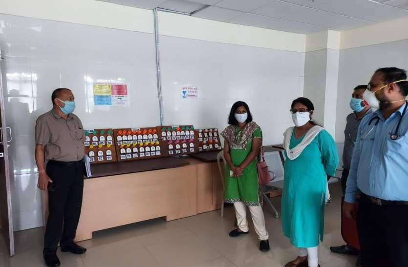 ईएसआईसी अस्पताल अब कोरोना संक्रमितों के ईलाज के लिए पूरी तरह तैयार