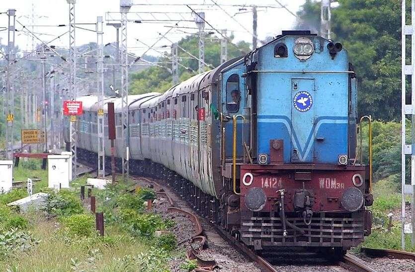अहमदाबाद-दिल्ली स्पेशल ट्रेन का समय बदला