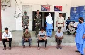 पत्नी के भाई और चाचा ससुर ने 2 अन्य साथियों के साथ मिलकर की थी दामाद की हत्या, चारों गए जेल