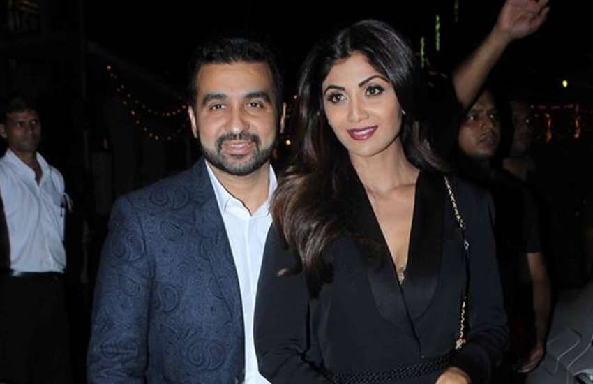 shilpa shetty and rajkundra