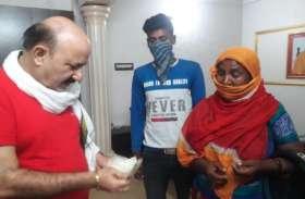 बेटियों की शादी व बीमारों के इलाज के लिए विधायक ने दिए 35 हजार, लॉकडाउन में भाजपा विधायक ने ऐसे की मदद