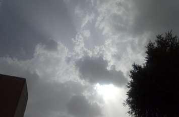 नौतपा के तीन दिन ही रही तपिश, अब अंतिम दो दिन बारिश व तेज हवा चलने की संभावना