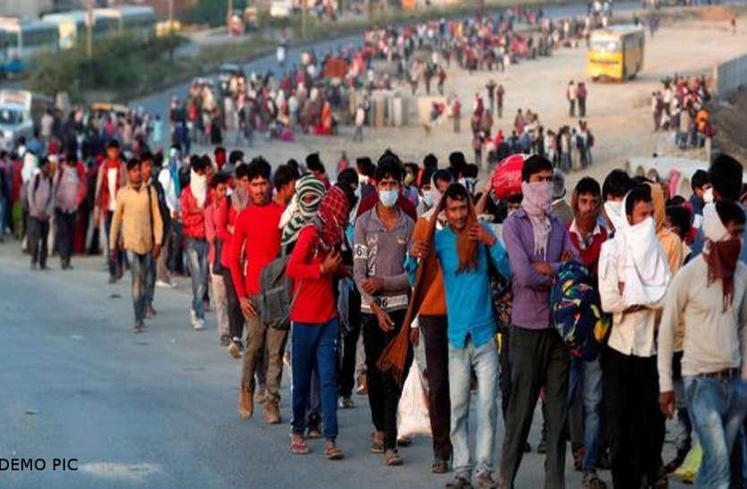अब तक प्रदेश में 33 हजार प्रवासी मजदूरों का हुआ पंजीयन, अभी भी 66 हजार योजना से बाहर