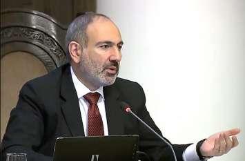 Armenia के प्रधानमंत्री Nikol Pashinyan कोरोना पॉजिटिव, वेटर से संक्रमति होने की आशंका