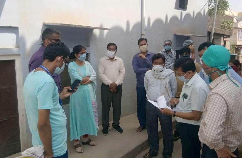 दौसा जिले में कोरोना पॉजिटिव मरीजों की संख्या 50 पार