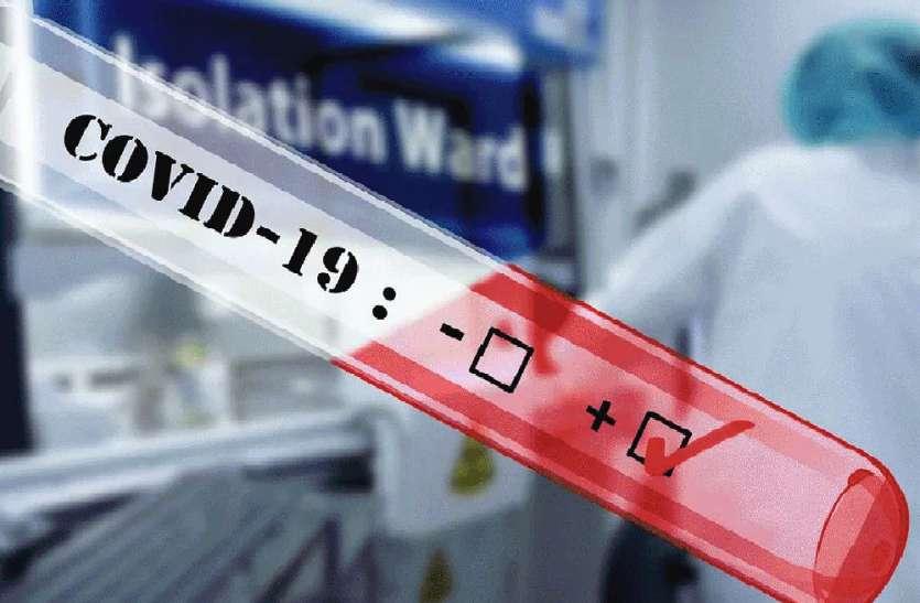24 घंटे में 373 नये कोरोना संक्रमित, यूपी में कुल मरीज 8191, अब तक 217 की मौत