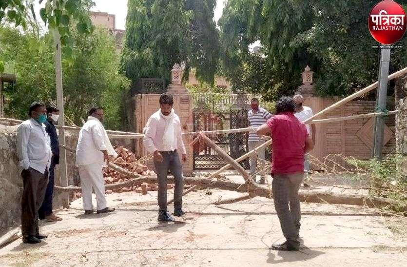 पाली में कोरोना का धमाका : एक साथ मिले 52 पॉजिटिव, 500 पार पहुंचा आंकड़ा