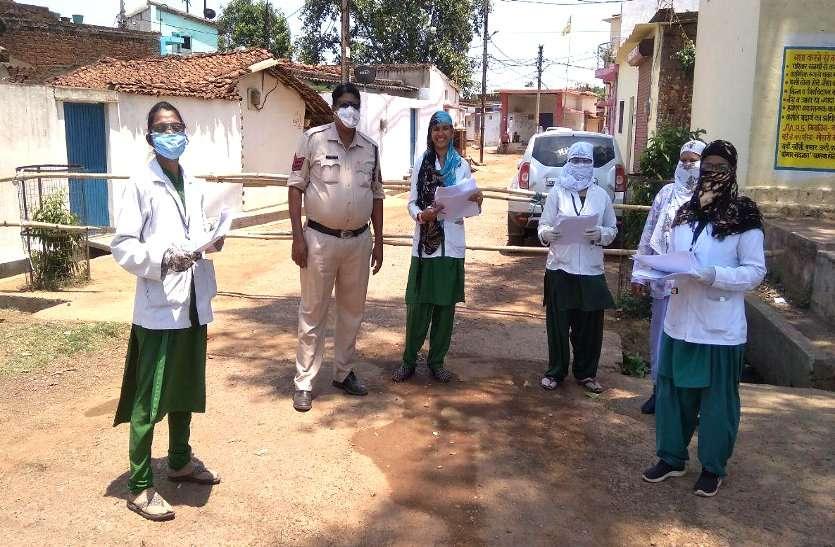 24 घंटे के अंदर भिलाई में मिले कोरोना के दो पॉजिटिव केस, नेहरू नगर के बाद पुलिस ने नेवई को किया सील