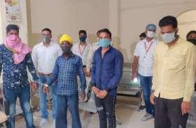 Illegal Weapon smuggling - 35 देसी कट्टे और 7 जिंदा कारतूस के साथ 6 अवैध हथियार तस्कर गिरफ्तार