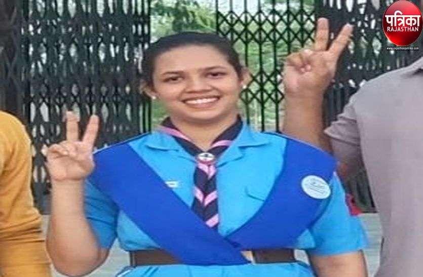 पाली की बेटी मैना ने जीता नेशनल सिंगिंग प्रतियोगिता का खिताब