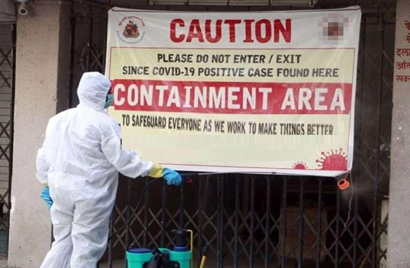 छत्तीसगढ़ के इस जिले में 23 दिन में 389 पॉजिटिव, पांच की मौत, लेकिन कंटेनमेंट जोन घोषित नहीं