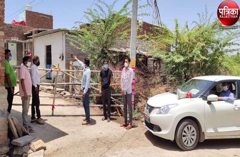 गांव और कस्बों को अपने जाल में लेने लगा कोरोना, सामने आई डराने वाली तस्वीर