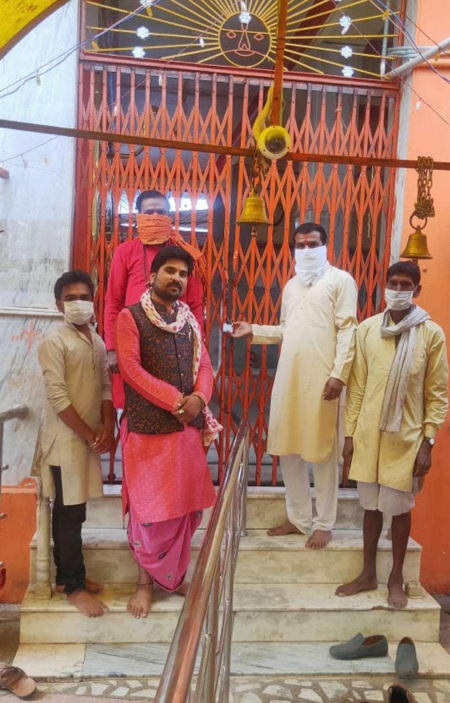 76 दिन बाद खुलेगा मां जालपा देवी मंदिर का पट, जानिए कैसे दर्शन करने जाना होगा