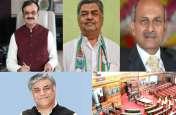 राज्यसभा के लिए कर्नाटक की 4 सीटों पर चुनाव 19 जून को