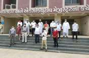 Ahmedabad News ; सरस्वती नदी में पानी छुड़वाने की मांग