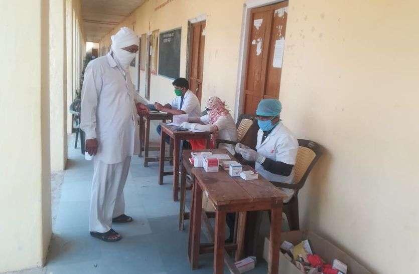 राजस्थान में यहां मेडिकल स्टोर संचालक सहित मिले छह नए कोरोना पॉजिटिव