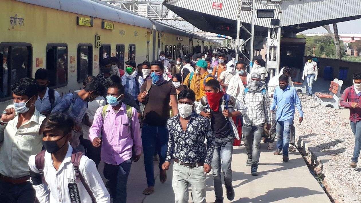 राजस्थान: इस ट्रेन में सफर के लिए रेलवे स्टेशन पर यात्रियों की उमड़ती है भीड़