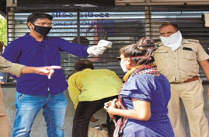 गुजरात में प्रवेश के लिए नहीं पड़ेगी पास की जरूरत, घुसते ही स्वास्थ्य जांच जरूरी
