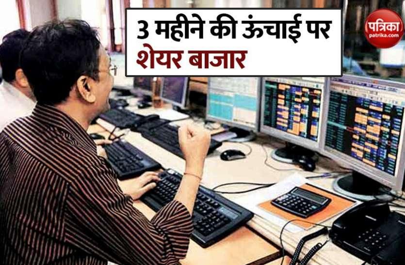 Nisarga Cyclone के आगे नहीं झुका बाजार, Nifty गया 10 हजार अंकों के पार